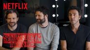 Stranger Things Rewatch Behind the Scenes Duffer Brothers on the Upside Down Netflix