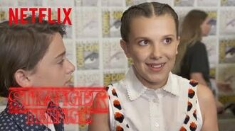 Stranger Things Rewatch Behind the Scenes Eleven Netflix