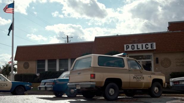 Departamento de Policía de Hawkins