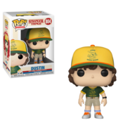 Dustin Funko Pop (At Camp)