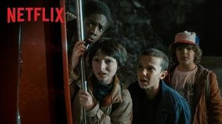 Stranger Things - Trailer 2 - Netflix HD