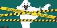 Lockdown in India (2)