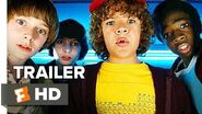 Stranger Things Season 2 Comic-Con Trailer (2017) TV Trailer Movieclips Trailers