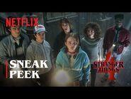 Stranger Things 4 - Sneak Peek - Netflix