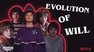 The Evolution of Will Byers