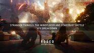 Stranger Things 3 The Mind Flayer & Starcourt Battle VFX Breakdown by Rodeo FX