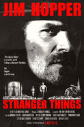Stranger Things Retro Poster 5