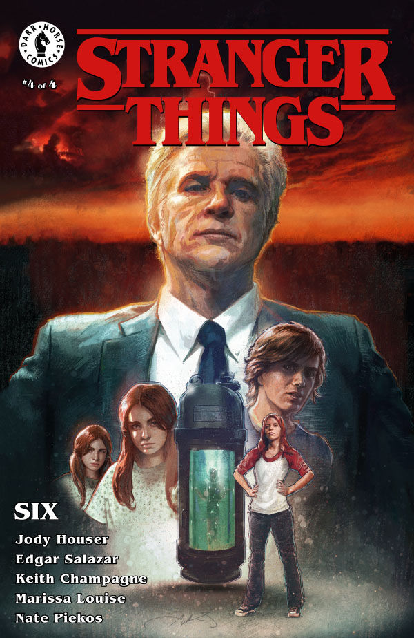 Stranger Things: SIX Issue 4