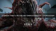 Stranger Things 3 Melting & Tom Bruce Monster VFX Breakdown by Rodeo FX