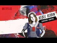 Rebel Robin- Surviving Hawkins (Scripted Podcast) - Official Trailer - Netflix