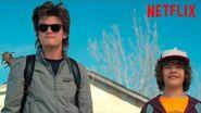 A Steve & Dustin Friendship Appreciation Video Stranger Things