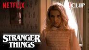 Eleven Makover Scene Stranger Things Netflix
