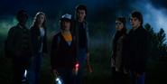 Ep8-Dustin, Steve, Nancy, Jonathan, Lucas and Max
