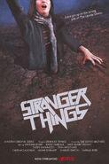 Stranger Things Retro Poster 3