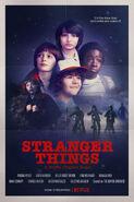 Stranger Things Retro Poster 7