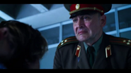 Gen Ozerov staring at Steve
