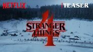 Stranger Things 4 From Russia with love… Netflix