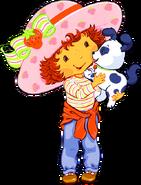 Strawberry pupcake hug