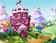 Raspberry's house