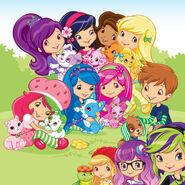 Group girls bba