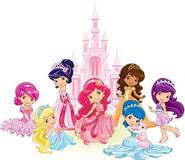 Berry Princesses Group