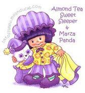 Pajamas almond tea