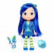 Blueberry Muffin Doll