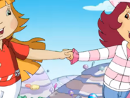 Hand holding gays