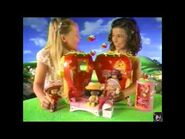 2003 Strawberry ShortCake Berry Happy Home Commercial