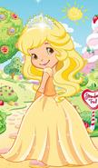Lemon merinue princess