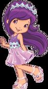 Plum princess