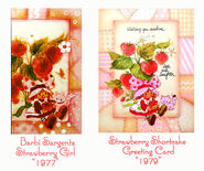 Early shortcake cards