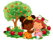 Pnghut strawberry-shortcake-daisy-duck-youtube-moranguinho-baby