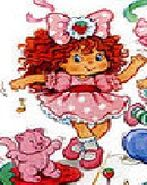 1991 Strawberry Shortcake