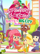 Strawberry Shortcake Berry in the Big City Poster