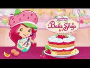 How To Bake with Strawberry Shortcake - Strawberry Shortcake Bake Shop