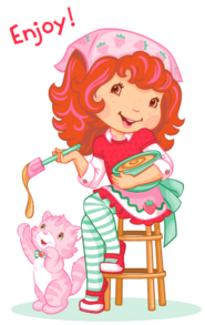 Strawberry Baking 2