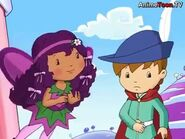 Brambleberry fairy and huck
