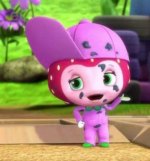 Berrykin Becky Strawberry Shortcake Berry Bitty Wiki Fandom