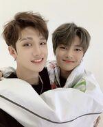 Bang Chan I.N IG Update 20200120