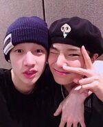 Bang Chan and I.N IG Update 180713 (2)