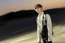 Bang Chan Double Knot Music Video Shooting Behind
