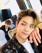 Woojin and Bang Chan IG Update 180425 (1)