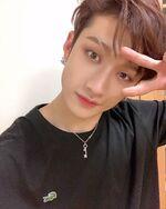 Bang Chan IG Update 20191225 (6)