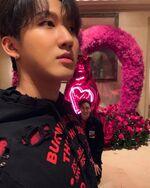 Bang Chan Changbin IG Update 20200214