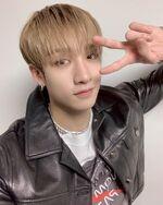 Bang Chan IG Update 20191021 (1)