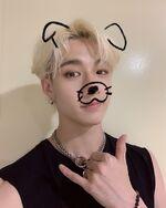 Bang Chan IG Update 20190709 (1)