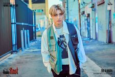 Bang Chan Double Knot Promo Picture (2)