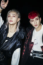 IN Life Hyunjin, Bang Chan promotional photo