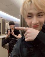 Bang Chan Changbin IG Update 20190219